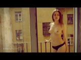 OLGA ALBERTI  backstage video RUSSIAN model NUDE PHOTOGRAPHY st petersburg